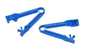 BLUE STERILE BAHR CLAMP