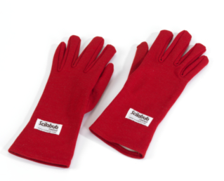 ANTI-HEAT PROTECTION GLOVE-STERILIZATION 300MM NOMEX REUSABLE IN PAIRS