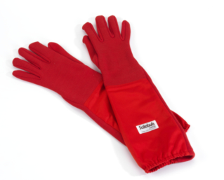 ANTI-HEAT PROTECTION GLOVE-STERILIZATION 520MM NOMEX REUSABLE IN PAIRS