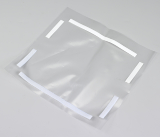 TRANSPARENT SOFT STERILE COVER FOR 3 TO 4 STOPCOCK MANIFOLD
