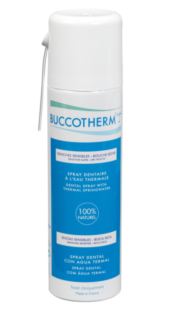 BUCCOTHERM® SOIN SPRAY HYDRATANT  BUCCAL - EAU THERMAL AEROSOL 200ML CARTON DE 35