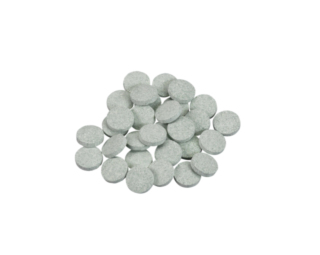 BICAROMES  BICARBONATE TABLETS TO DILUTE IN WATER-60ML-MENTHOL FLAVOUR-BOX OF 100 UNITS