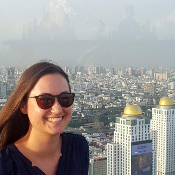Salomé JORDAN, 6-month internship in 2018 in the Purchasing department